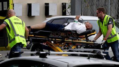 حادث نيوزيلندا
